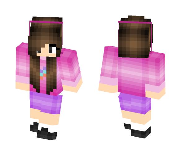 Mabel Pines (Gravity Falls) - Female Minecraft Skins - image 1