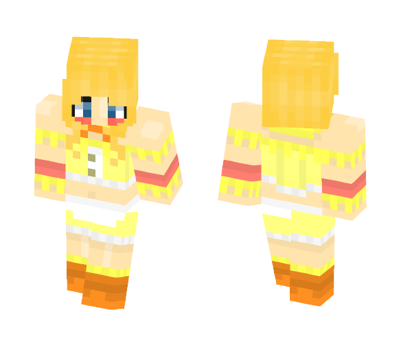 Download Toy Chica!--FNaF Minecraft Skin for Free