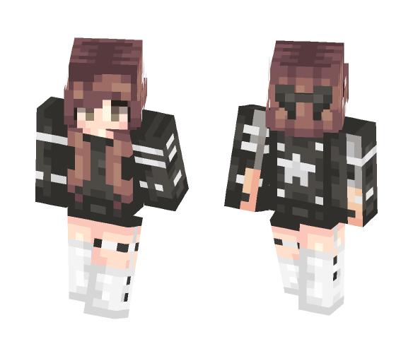 Chasing Stars - Female Minecraft Skins - image 1
