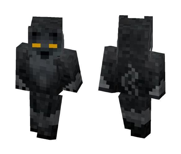 Wolfman - Male Minecraft Skins - image 1