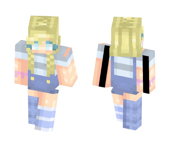 Maria - Female Minecraft Skins - image 1
