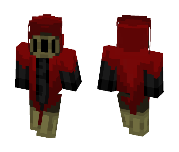Specter Knight (Unfinished) - Male Minecraft Skins - image 1