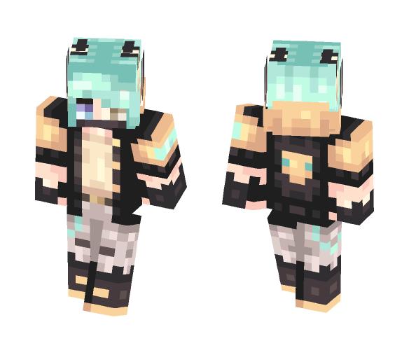 Spray Paint - Male Minecraft Skins - image 1