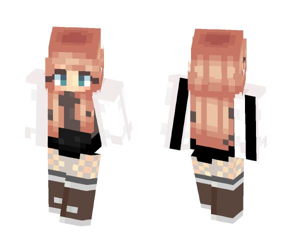 Download Blackpink Lisa | Nayoung Minecraft Skin for Free