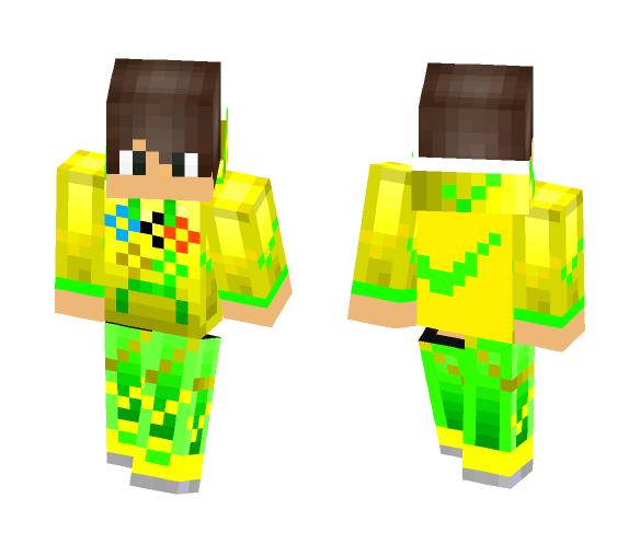 Australian Nike Olympian - Male Minecraft Skins - image 1