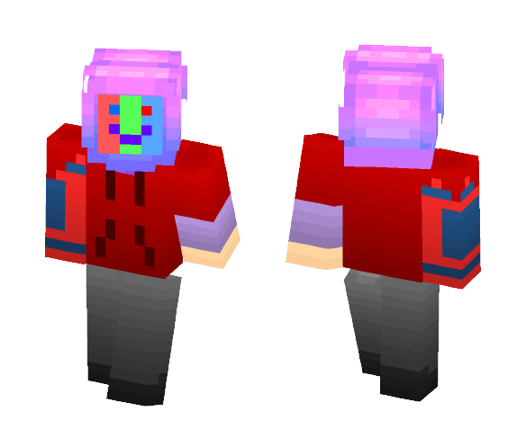 Red Leader Productions Sona v2 - Male Minecraft Skins - image 1