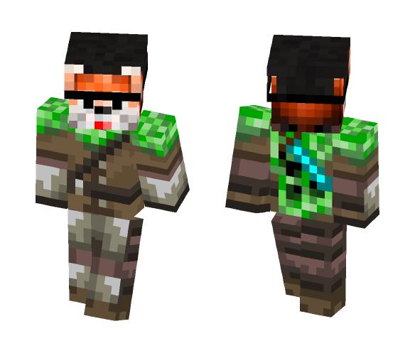 foxy player - Interchangeable Minecraft Skins - image 1