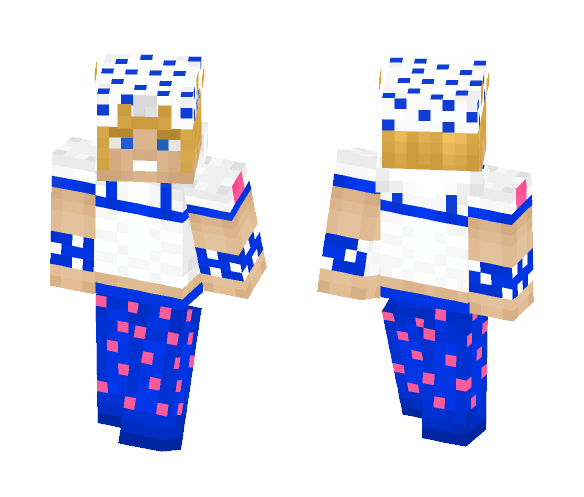 Download Johnny Joestar Minecraft Skin for Free