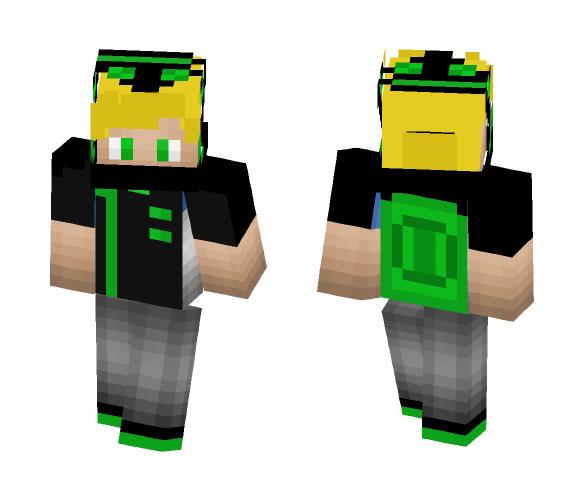 razor gaming boy - Boy Minecraft Skins - image 1