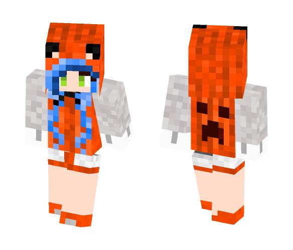 Nyaa von Bread - Female Minecraft Skins - image 1
