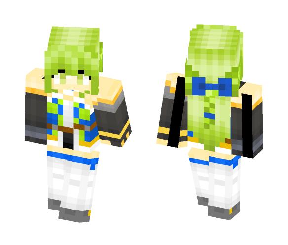 Rena (Elsword) - Female Minecraft Skins - image 1