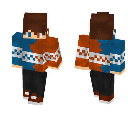 Xbox One Christmas Sweaters Skins Minecraft 2020 Download Christmas Sweater Minecraft Skin for Free
