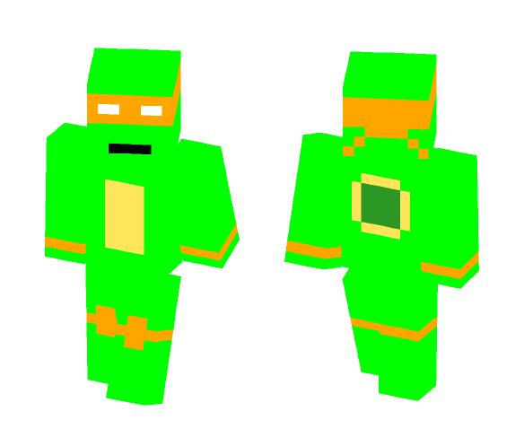 Michael Angelo (TMNT) - Male Minecraft Skins - image 1
