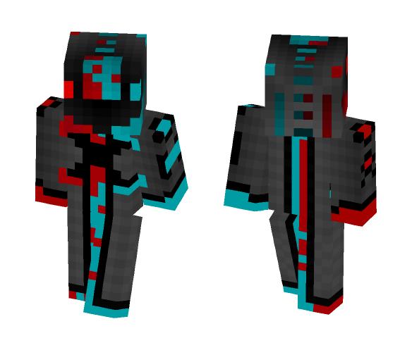 Download Redstone Curse Minecraft Skin for Free