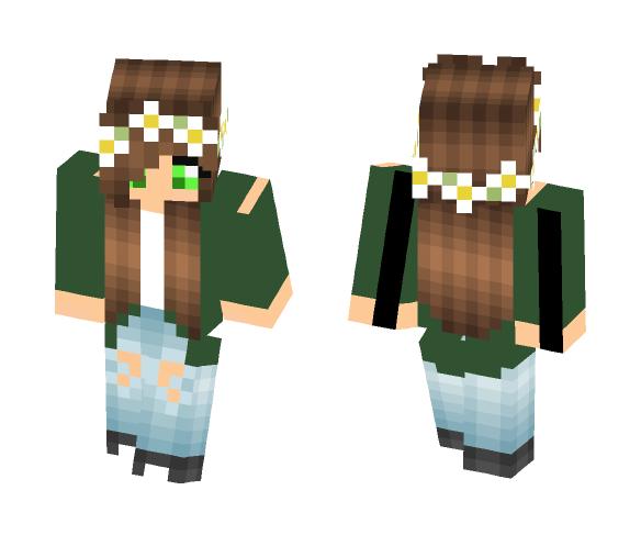 Cute gurl - Female Minecraft Skins - image 1