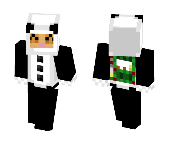 Download Panda Teemo - League of Legends Minecraft Skin for Free