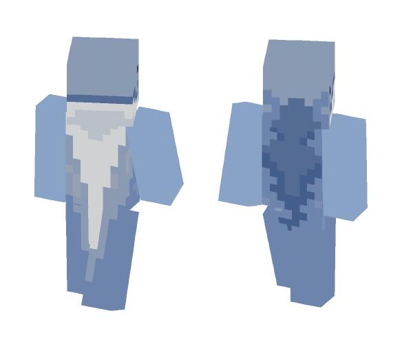 whale minecraft skin