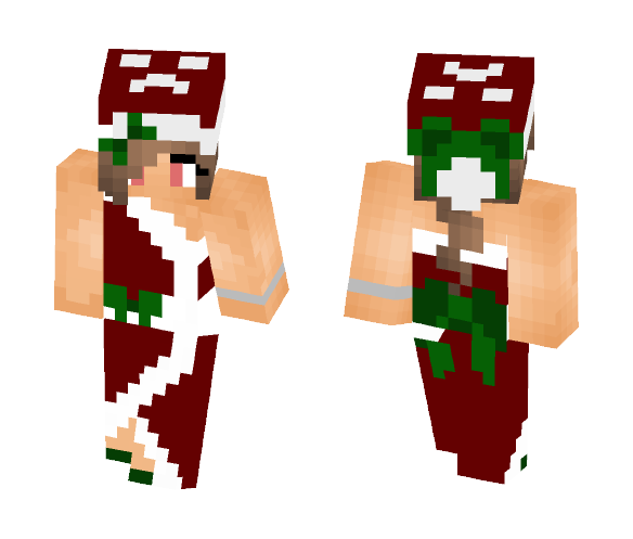 Christmas Minecraft Skins.Download Christmas Persona Skin Minecraft Skin For Free