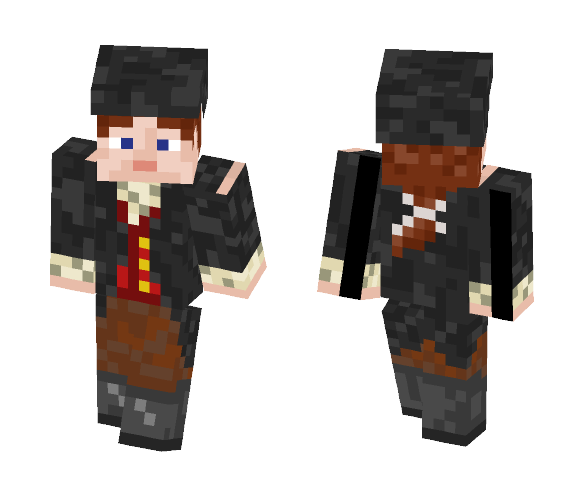 18th Century Person - Interchangeable Minecraft Skins - image 1