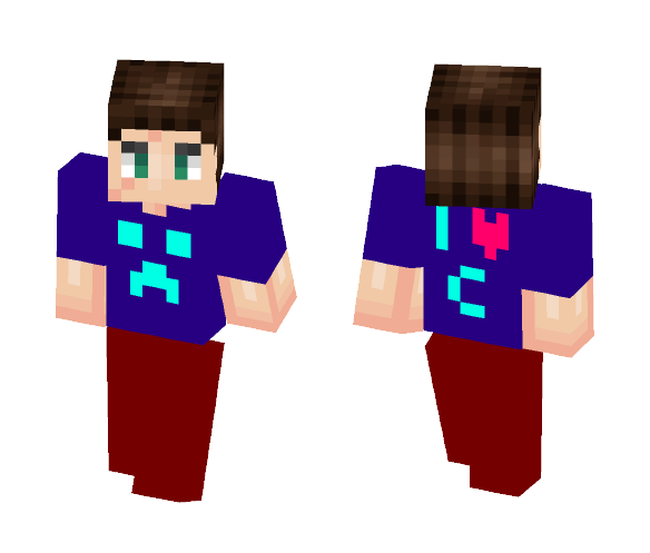 For cibz and elemental creation - Male Minecraft Skins - image 1