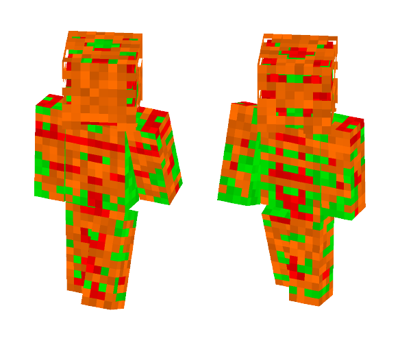 Agent of Infection - Interchangeable Minecraft Skins - image 1