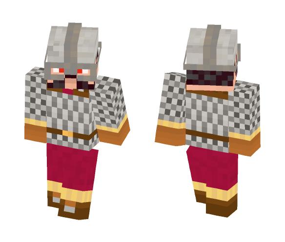 Download Viking Berserker Minecraft Skin For Free