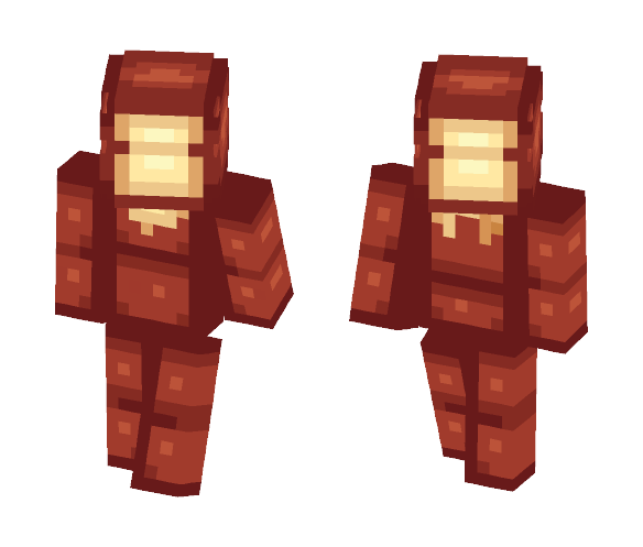 Another Bread Head - Other Minecraft Skins - image 1