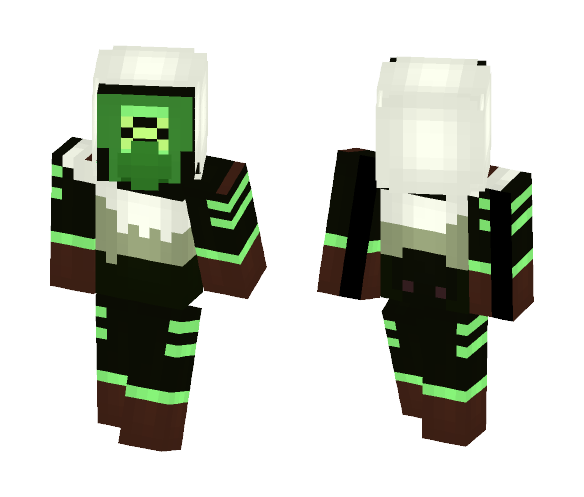 Centipeetle - Interchangeable Minecraft Skins - image 1