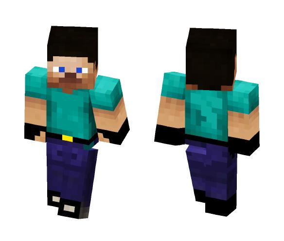 Download Realistic Steve Minecraft Skin For Free Superminecraftskins