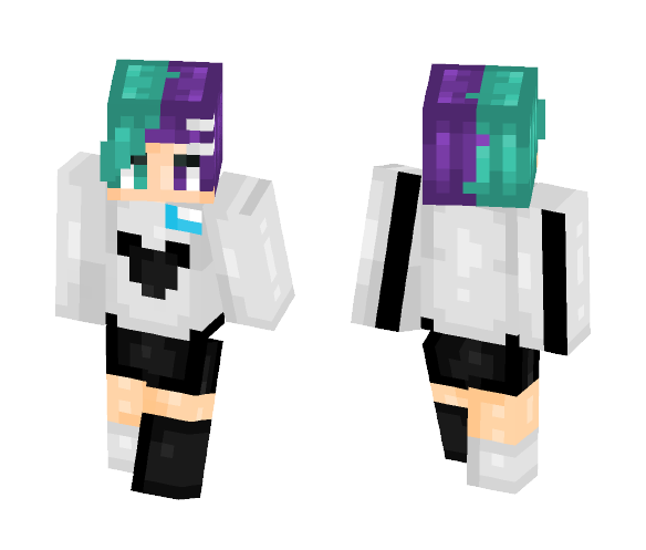 ~Drak~ He's Gonna Be Fired - Male Minecraft Skins - image 1