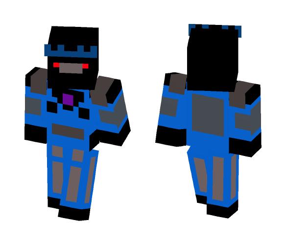Thunderhoof - Male Minecraft Skins - image 1