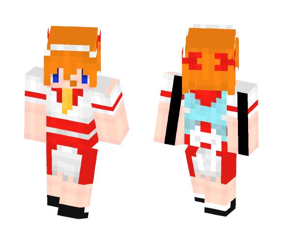 Touhou Sunny Milk - Female Minecraft Skins - image 1