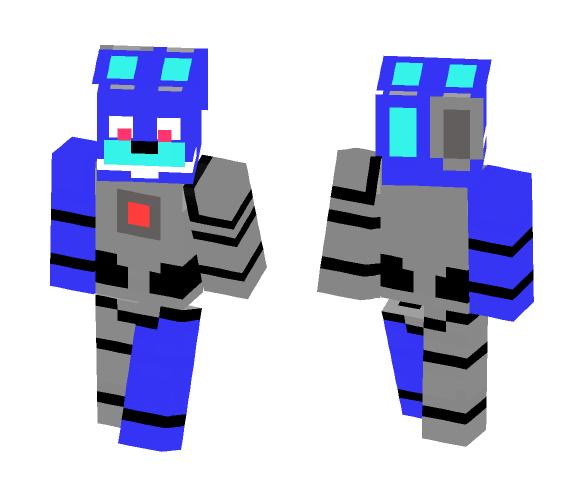Adventure Unfinished Bonnie - Male Minecraft Skins - image 1