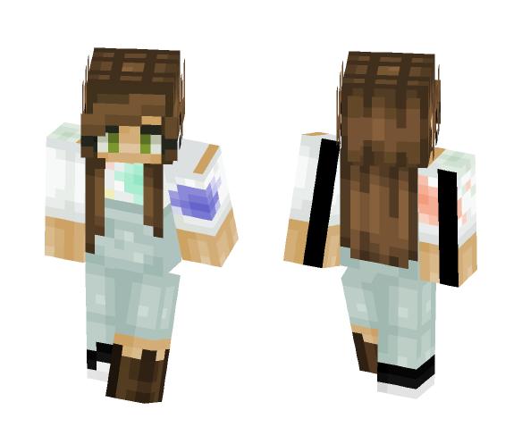 AmβiτiσυsØηε - Artist - Female Minecraft Skins - image 1