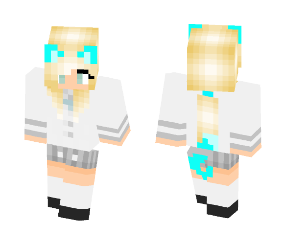 Download High school rp Minecraft Skin for Free