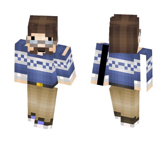 Hi Hungry! I'm Dad! - Male Minecraft Skins - image 1