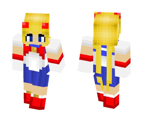 Sailor moon skin - Female Minecraft Skins - image 1
