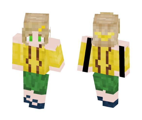 Midori Shimota - Female Minecraft Skins - image 1