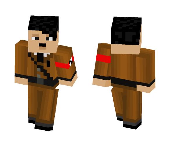 Adolf Hitler - Male Minecraft Skins - image 1