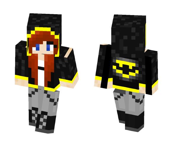 Download Emo Batman Red-Head Girl Minecraft Skin for Free ...