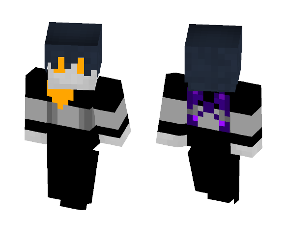 Arnold The Fallen Hero - Male Minecraft Skins - image 1