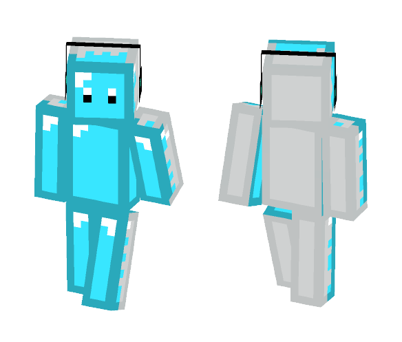 Iron infection - Male Minecraft Skins - image 1