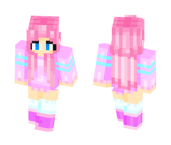Download Cute Kawaii Girl Minecraft Skin For Free Superminecraftskins