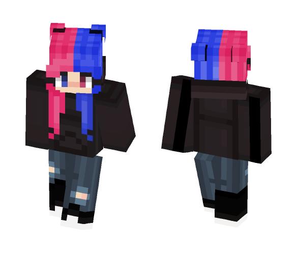 мαүσкσ ~ Unique Shadows - Female Minecraft Skins - image 1