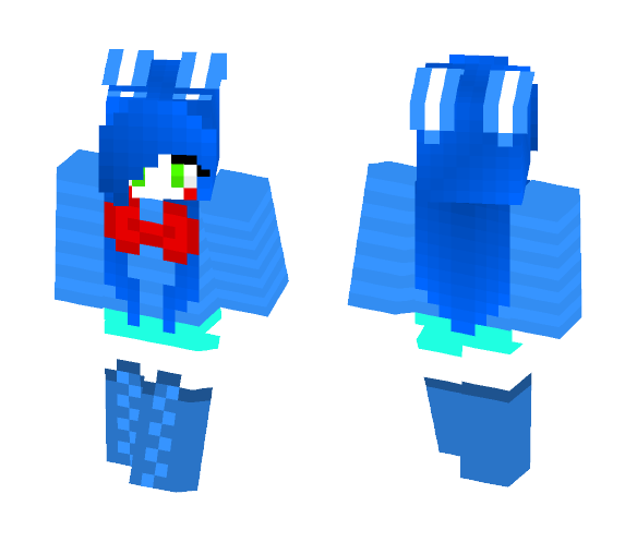 Minecraft Skin Toy Bonnie Girl – Wow Blog