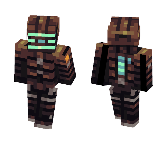 Download Dead Space Isaac Clarke Minecraft Skin For Free