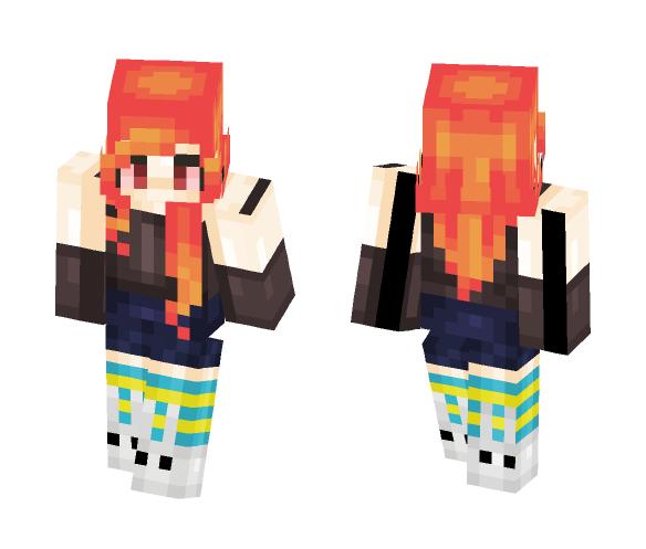 Hannah (Original Character) - Female Minecraft Skins - image 1