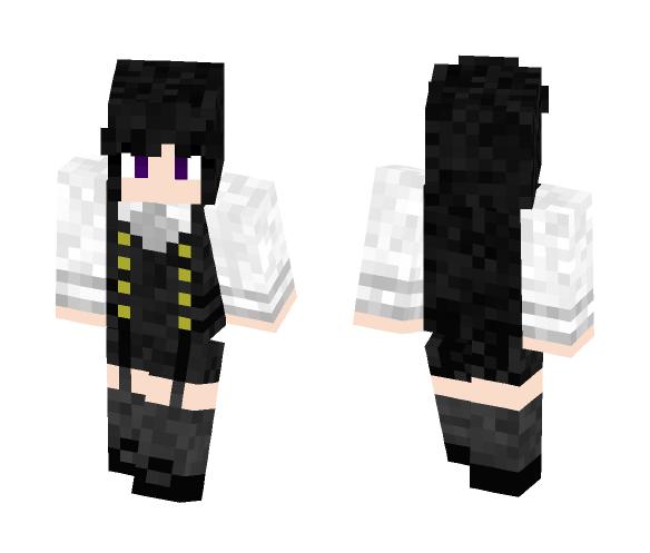 Ririchiyo Shirakiin - Inu X Boku SS - Female Minecraft Skins - image 1