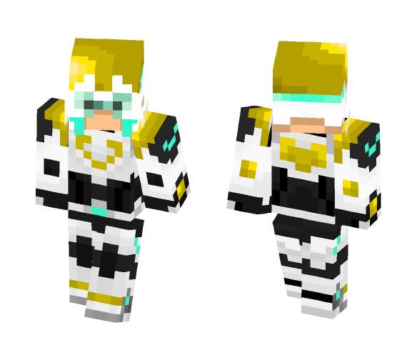 Hunk Voltron Legendary Defender - Male Minecraft Skins - image 1