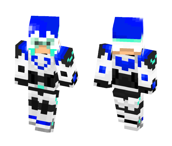 Lance Voltron Legendary Defender - Male Minecraft Skins - image 1